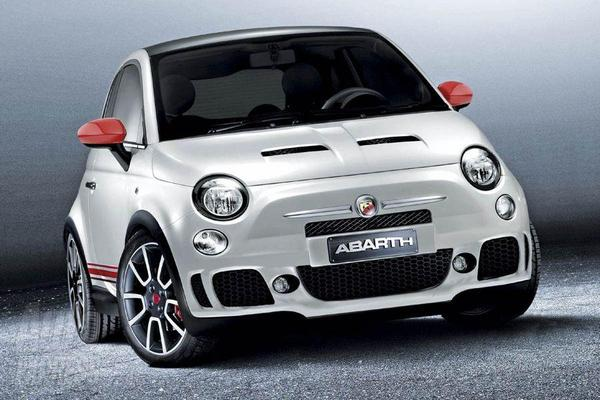 future abarth 500 ss 155 ch et une gueule. Black Bedroom Furniture Sets. Home Design Ideas