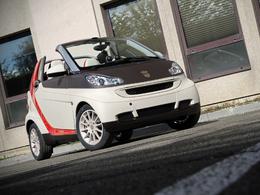 Mondial de Paris 2010/Exclusivité - Voici la Smart Monaco de Carface