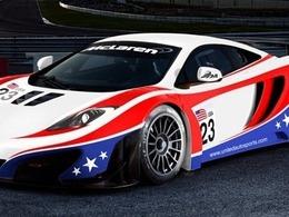 United Autosports choisit la McLaren MP4-12C