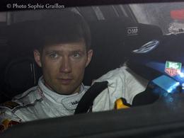 Devenez le copilote de Sébastien Ogier!