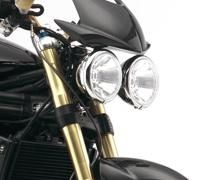 "Triumph Speed Triple ""Black Carbon"": Buon Natale !"