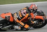 125: KTM parie sur Steve Bonsey
