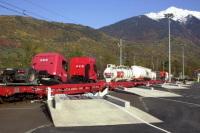 Liaison ferroviaire Lyon-Turin : Borloo rencontre di Pietro