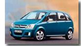 Opel Corsa Minivan : monospace ultra compact