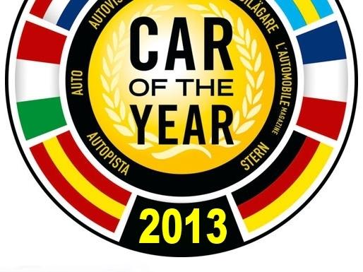 Voiture européenne de l'année 2013 : les 8 finalistes