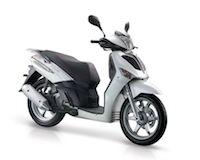 Nouveauté Scooter 2015 : Keeway Logik 125
