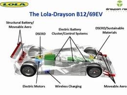 Lola-Drayson B12/69EV: de nouvelles infos