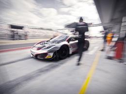 GT Tour 2013 - Panis avec Hexis sur une McLaren