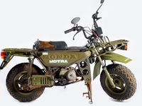 Honda CT50 Motra: un exemplaire rare du cyclomoteur offroad Honda en vente en Europe