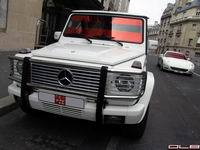 La photo du jour : Mercedes G55 AMG