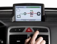 Objectif de PSA Peugeot Citroën : commercialiser un véhicule hybride diesel familial