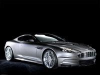 Vertiges d'Aston Martin DBS