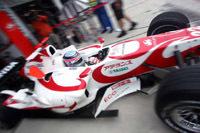 GP de Turquie : Franck Montagny testera la dernière configuration de la SA06
