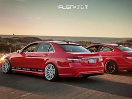 Mercedes C350 et E350 Stance Lab, le retour du style VIP