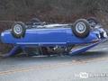 BMW 2002 : aussitôt restaurée, aussitôt crashée
