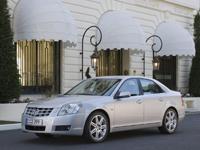 Cadillac : Les rejets de CO²