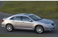 Chrysler : Les rejets de CO²