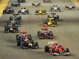 F1-GP Singapour: Nouvelle victoire d'Alonso !
