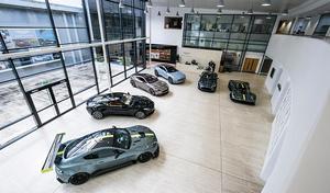 Finalement, Aston Martin ne fera pas les 24 Heures du Mans