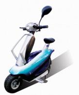 Hydrogène : les scooters ne manquent pas d'inspiration