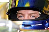 Sebastian Vettel, 3e pilote BMW Sauber