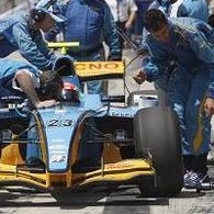 GP2 - Nelson Panciatici: Une première course mal gérée par Durango