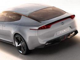 Salon de Francfort - Kia GT Concept: avec un V6 turbo?