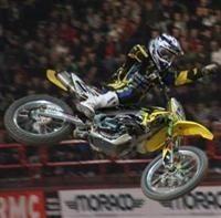 SX Bercy 2010 - en direct : Cyrille Coulon reprend le pouvoir du SX Tour