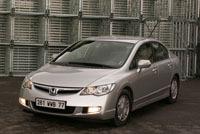 Honda : Les rejets de CO²