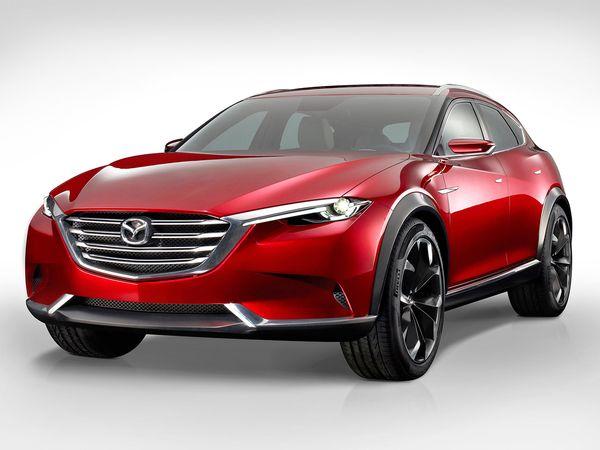 Mazda : le crossover de série Koeru se précise