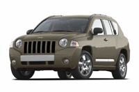 Jeep : Les rejets de CO²