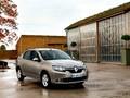 Une mystérieuse Dacia Logan/Renault Symbol surprise...