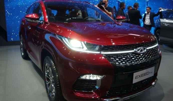 Un nouveau constructeur chinois en Europe en 2020, avec un SUV électrique