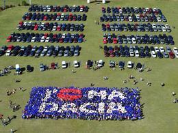 7500 participants au 2ème Grand Pique-Nique Dacia