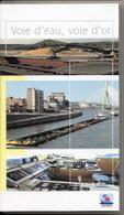 Belgique : la Commission européenne mise sur le transport par voies navigables