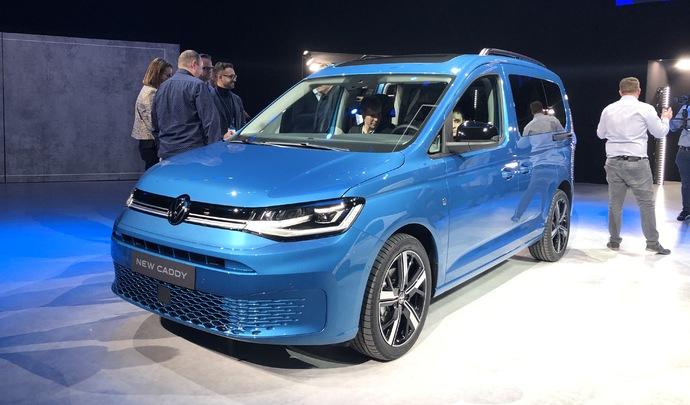 Salon de Genève 2020 - Présentation vidéo - Volkswagen Caddy 5 : l'utilitaire à l'agréable
