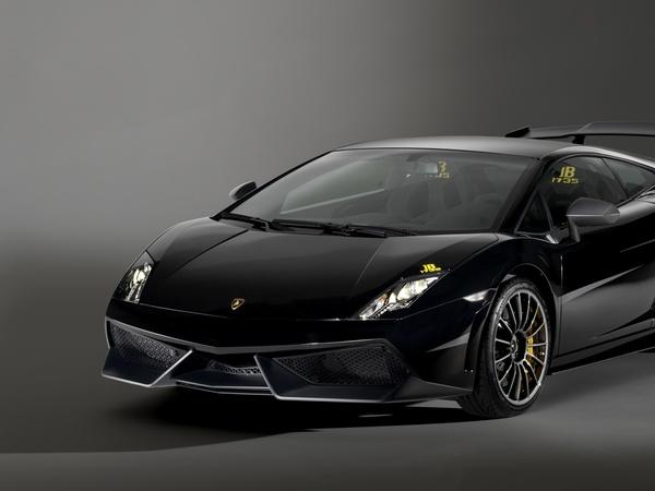 Lamborghini présente la Gallardo LP570-4 Blancpain Edition
