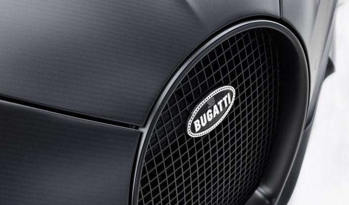 Il reste encore une centaine de Bugatti Chiron à vendre