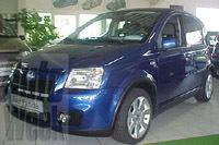 Fiat Panda Sport: confirmation