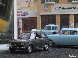 1/43ème - PEUGEOT 104 ZS coupé
