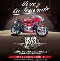 Salon Moto Légende 2014: jour J-1.