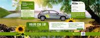 Volvo lance son site internet écolo
