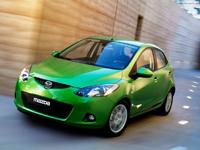 Mazda : Les rejets de CO²