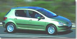 Spécial Peugeot 307