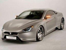 Mondial - Une nouvelle GT française, électrique, signée Exagon