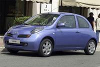 Nissan : Les rejets de CO²