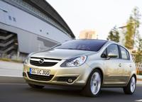 Opel : Les rejets de CO²