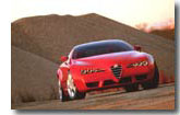 Ital Design Brera : le futur d'Alfa Romeo