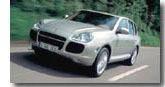 Porsche Cayenne : en marge de Genève