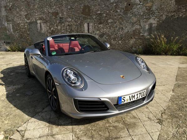 Essai vidéo - Porsche 911 Cabriolet restylée : à pleins poumons